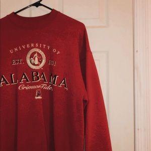 VINTAGE university sweatshirt